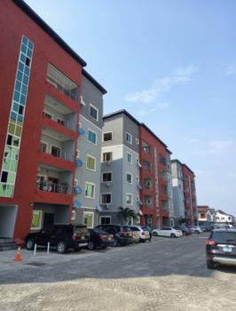 24hrs Serviced 2bedroom Apartment (upstairs), Paradise Estate Off Chevron, Lekki, Lagos, Flat / Apartment for Rent