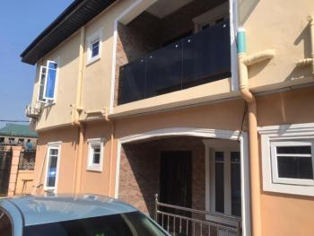 3 Bedroom Apartment in a Serene Environment Close to The Road, Olorunfemi Street, Off Lasu Isheri Expressway, Igando, Alimosho, Lagos, Flat / Apartment for Rent