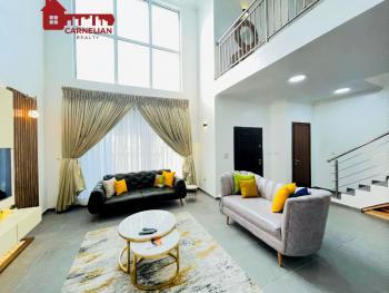 Luxury 4 Bedroom Excellent Detached House, Lekki Phase 1, Lekki, Lagos, Detached Duplex Short Let