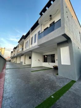 Lovely Brand New 4 Bedroom Terrace Duplex, Ikate, Lekki, Lagos, Terraced Duplex for Sale