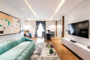 Exquisitely Furnished 3 Bedroom Smarthome Apartment with Free Wifi, Freedom Way, Lekki Phase 1, Lekki, Lagos, Flat / Apartment Short Let