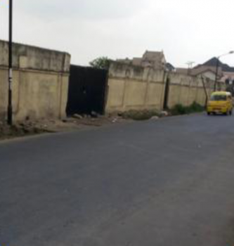 Massive Land of 15,950-sqms (4-acres), Ajao Road, Off Adeniyi Jones., Ikoyi, Lagos, Mixed-use Land for Sale