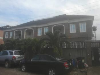 4 Bedrooms Terrace Duplex Self Compound Each, Gra, Gbagada Phase 2, Gbagada, Lagos, Terraced Duplex for Rent