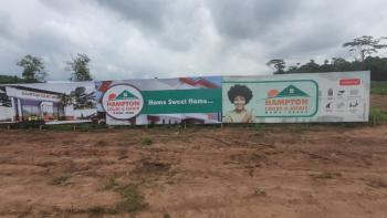 Plot of Land in a Fast Developing Hub You Cant Afford to Snooze on, Hampton Court Estate Obafemi Owode Local Government, Mowe Ofada, Ogun, Residential Land for Sale