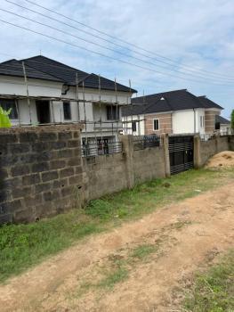 5 Bedroom Fully Detached Duplex on a Plot of Land, Journalist Estate Phase 1, Berger, Arepo, Ogun, Detached Duplex for Sale