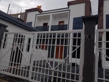 Brand New 4 Bedroom Semi Detached Duplex with  Bq, Tulip Estate, Chevron, Lekki, Lagos, Semi-detached Duplex for Sale