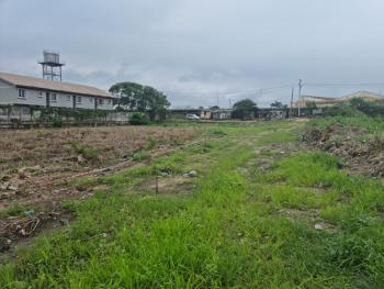 4100m2 Land in Very Strategic Location, Eko Atlantic City, Lekki, Lagos, Commercial Land Joint Venture