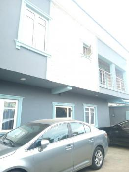 Well-maintained Fenced and Gated Block of 1 No.4 Bedroom Flat and 4 No.2 Bedroom, Oregun, Ikeja, Lagos, Flat / Apartment for Rent