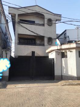a Storey Building with 3 Bedroom Flat, 2 Bedroom Flat,1 Bedroom Flat,, Falomo, Ikoyi, Lagos, Block of Flats for Sale