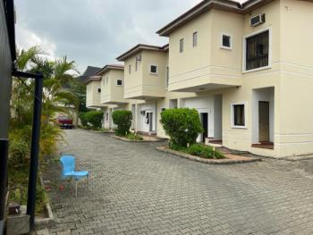 4 Units of 5 Bedroom Terrace Duplex Sitting on 1984.8sqm, Osborne Phase 1 Estate, Ikoyi, Lagos, Terraced Duplex for Sale