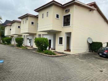 4 Units of 5 Bedroom Terrace Duplex + Bq & Swim Pool on 1,984sqm Plot, Foreshore Estate, Osborne, Ikoyi, Lagos, Terraced Duplex for Sale