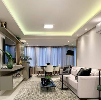 Super Amazing 2 Bedroom with Pool, Gym & 24 Hours Power Daily, Oniru, Victoria Island (vi), Lagos, Flat / Apartment for Rent