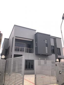 5 Bedroom Semi Detached Duplex with a Room Bq, Palms Residence Beside Arcadia Groove Estate, Osapa, Lekki, Lagos, Semi-detached Duplex for Sale