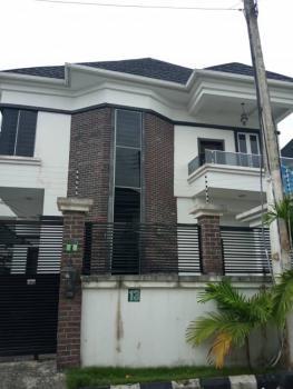 4 Bedroom Fully Detached with a Bq, Prince Eletu, Osapa, Lekki, Lagos, Detached Duplex for Rent