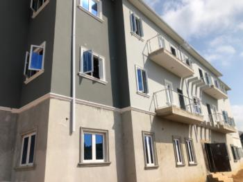 a Newly Built and Very Sharp 2 Bedroom Apartment, Second Round About F01, Fo1 Layout, Kubwa, Abuja, Flat / Apartment for Rent