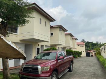 4 Units of  5 Bedroom (all En-suite) Terrace Houses on a 1984sqm, Osborne, Ikoyi, Lagos, Terraced Duplex for Sale