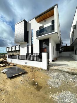 Newly Built 3 Bedroom Fully Detached House with Bq, Lekki Palm City Estate, Ajah, Lagos, Detached Duplex for Rent