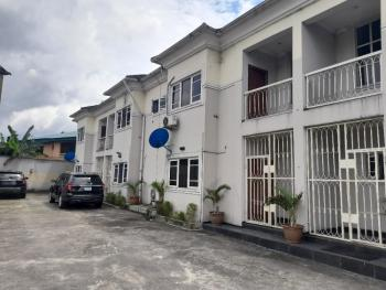 3 Bedroom Serviced Terrace Duplex, Off Stadium Road, Port Harcourt, Rivers, Terraced Duplex for Rent