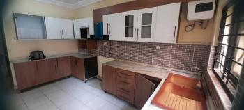 a Well Finished and Serviced Four Bedroom Duplex with a B Q, Guzape District, Abuja, Terraced Duplex for Rent