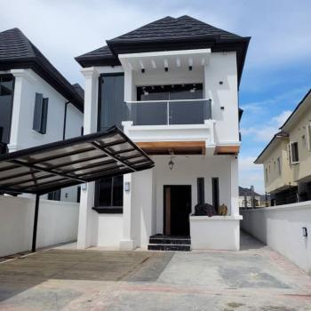 Beautiful Newly Build 4 Bedroom Fully Detached Duplex, Ikota, Lekki, Lagos, Detached Duplex for Sale