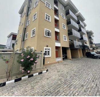3 Bedroom Flat with a Room Bq, Dideolu Estate, Oniru, Victoria Island (vi), Lagos, Flat / Apartment for Rent