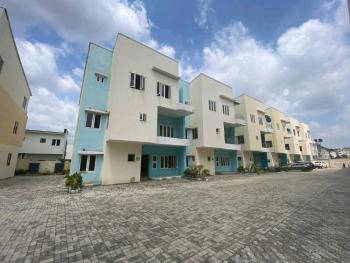 Luxury 6 Bedroom Terrace House, Wuye, Abuja, House for Rent