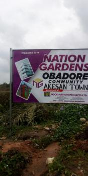 Mix Use Land, Rafatu Adams Street, Igando, Alimosho, Lagos, Mixed-use Land for Sale