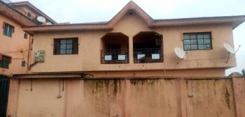 Block of 4 Flats, Canal Estate, Okota, Isolo, Lagos, Block of Flats for Sale