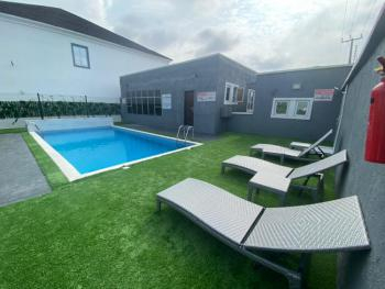 Luxury 4 Bedrooms Terraced Duplex with Swimming Pool & Gym in an Estate, Orchid, Lekki Phase 2, Lekki, Lagos, Terraced Duplex for Sale