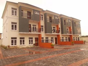 Luxuriously Finished 4 Bedroom Terrace Duplex with Boys Quarters, Off Chevron Alternative Route, Lekki, Lagos, Terraced Duplex for Sale