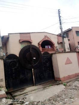 Block of 4 Units of 3 Bedrooms Flat, 1 Units of Miniflat with C of O, Off College Road, Ogba, Ikeja, Lagos, Block of Flats for Sale