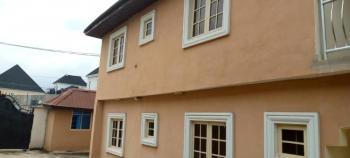 Neat and Nice 3 Bedroom, Julie Estate,off Kudurat Abiola Way, Oregun, Ikeja, Lagos, Flat / Apartment for Rent