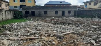 Uncompleted 1 Building Storey on One & Half Plot of  Land with C of O., Ago Palace, Isolo, Lagos, Land for Sale