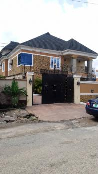 Very Lovely 6 Bedroom Fully Detached Duplex on a Full Plot of Land, Dideolu Estate, Ogba, Ikeja, Lagos, Detached Duplex for Sale