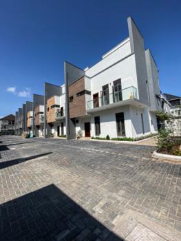 4 Bedroom Terrace Duplex with Bq/ Swimming Pool/ Central Generator, Ikate, Lekki, Lagos, Terraced Duplex for Sale