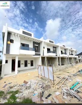 4 Bedroom Terrace, Magbon, Ilaje, Ajah, Lagos, Terraced Duplex for Sale
