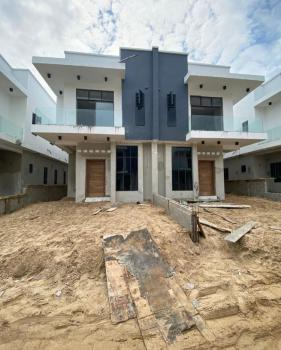 Brand New 4 Bedroom Semi Detached Duplex;, Osapa London, Lekki, Lagos, Semi-detached Duplex for Sale