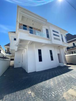 Brandnew 5 Bedroom Fully Detached Duplex with Bq, Chevy View Estate, Lekki, Lagos, Semi-detached Duplex for Rent