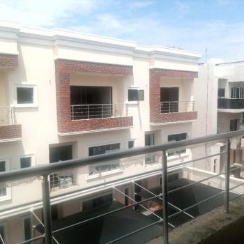 Newly Built 4 Bedrooms Terrace Duplex with B/q, Ikate, Lekki, Lagos, Terraced Duplex for Sale