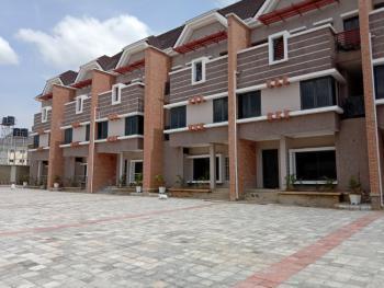 Brand New Luxury 4 Bedroom with Bq, Jahi, Abuja, Terraced Duplex for Sale