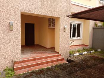 Self Serviced 4 Bedroom Semi Detached House with 2 Room Bq, Estate, Oniru, Victoria Island (vi), Lagos, Semi-detached Duplex for Rent