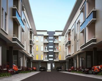 Luxury 4 Bedroom with Luxury Facilities, Atlantic View Estate, Alpha Beach Road, Lekki, Lagos, Terraced Duplex for Sale