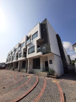 Newly Built & Serviced 4 Bedroom En-suite Terrace with a Bq & S.pool, Oniru, Victoria Island (vi), Lagos, Terraced Duplex for Rent