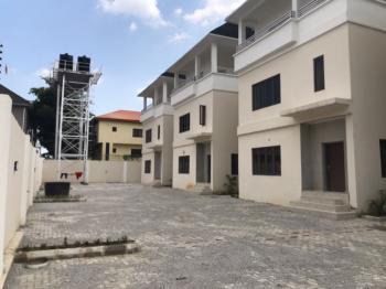 Brand New Luxury 4units of 4 Bedroom Duplexes with a Bq, Maitama, Maitama District, Abuja, Terraced Duplex for Sale