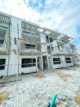 Contemporary 4 Bedroom Maisonette, Ikate, Lekki, Lagos, Terraced Duplex for Sale