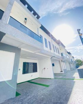Serviced 4 Bedrooms Terrace Duplexes; in a Well Built Up Estate, Ikate, Lekki, Lagos, Terraced Duplex for Sale