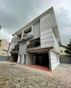 Luxury 4 Bedroom Semi - Detached Duplex with 2 Bqs, Beautiful and Private Estate, Ikoyi, Lagos, Semi-detached Duplex for Rent