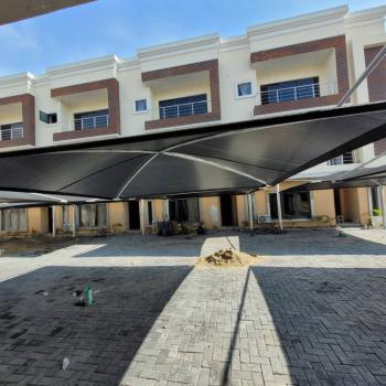 Standard 4 Bedroom Terrace Duplex, Ikate, Lekki, Lagos, Terraced Duplex for Sale