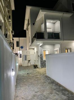 Luxuriously Beautiful 4 Bedroom Duplex, Conservative Road, By Chevron Second Toll Gate, Lekki, Lagos, Semi-detached Duplex for Rent
