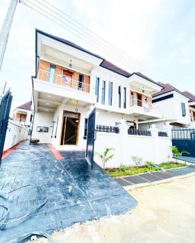 Beautiful 4 Bedrooms Semi-detached Duplexes; in a Well Built Up Estate, Off Chevron Toll Gate, Lekki, Lagos, Semi-detached Duplex for Sale